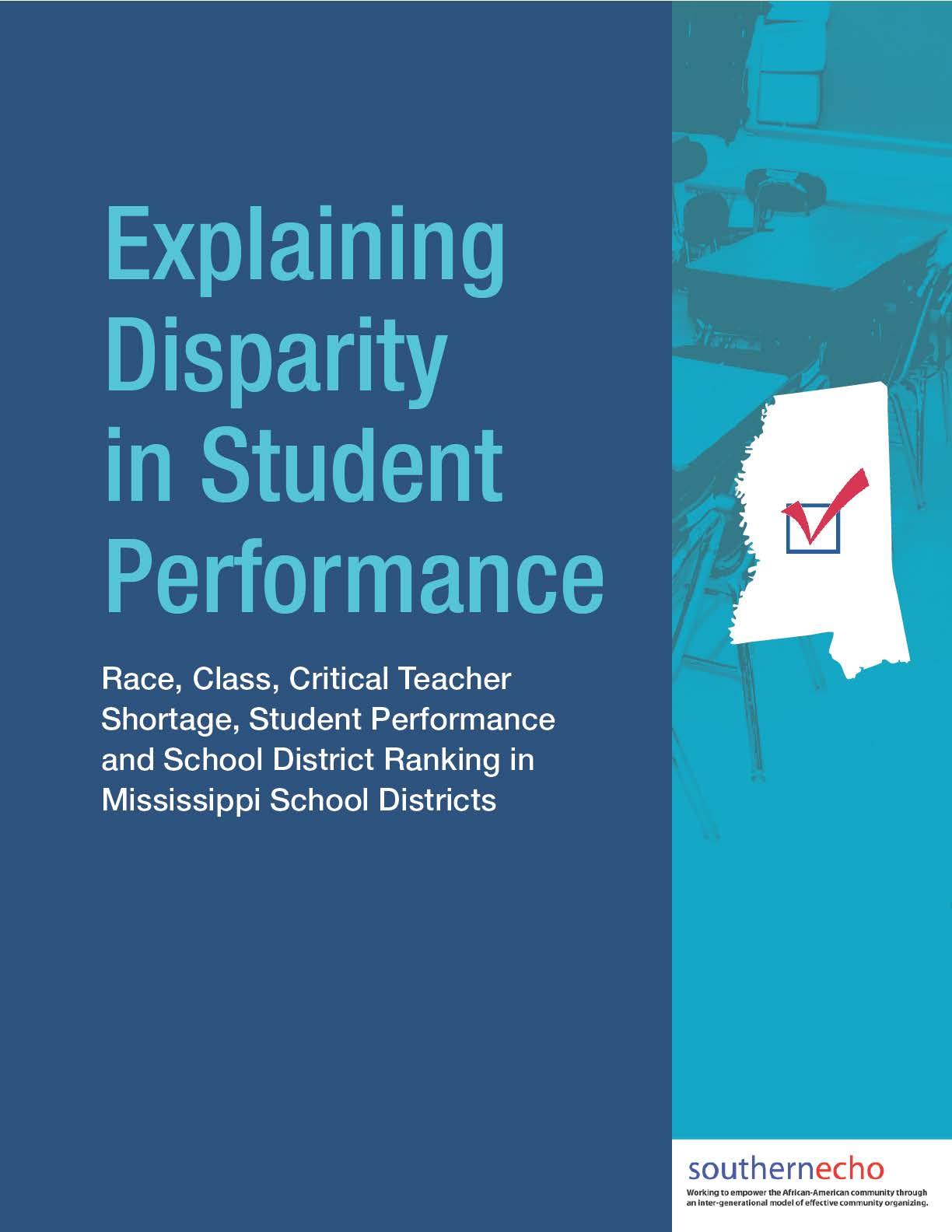 Explaining Disparity
